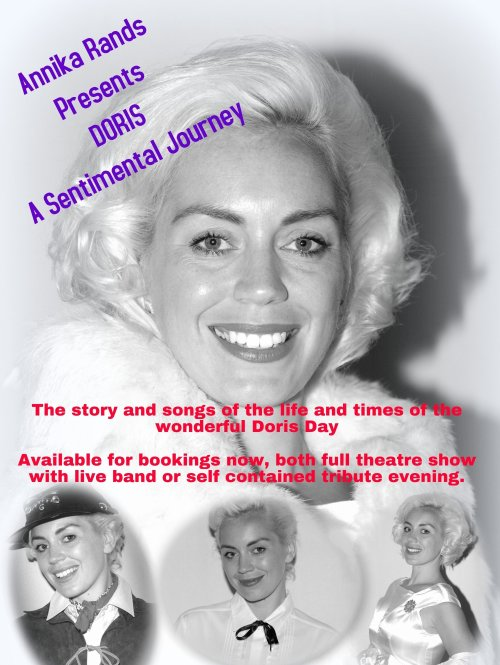 Doris Day tribute act by Annika Rands