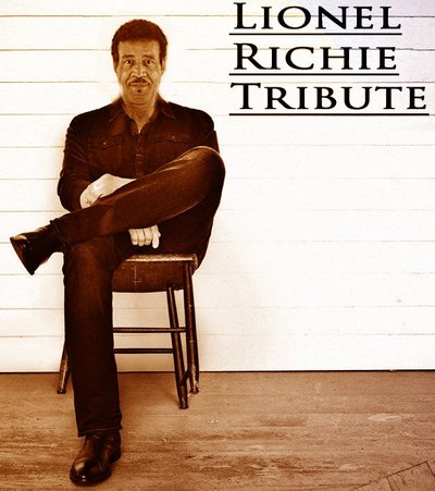 Lionel Richie tribute act by Hamilton Browne