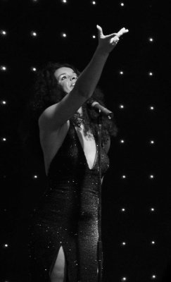 Diana Ross tribute act by Cherie Jade