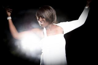 Whitney Houston tribute act by Hayley-Ria