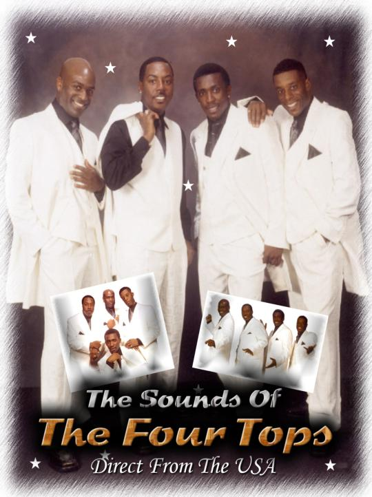 Sounds of The Four Tops