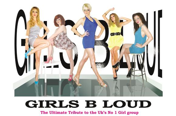 Girls Aloud tribute - Girls B Loud