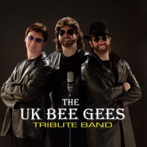 Bee Gees tribute act by The UK Bee Gees
